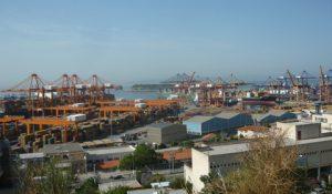 Port of Piraeus - The container terminal