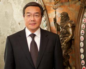 Koji Sekimizu, IMO' Secretary-General