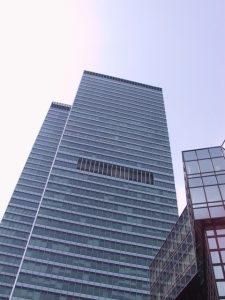 DVB Frank HQ's Mediathek_Gebaeude_Frankfurt