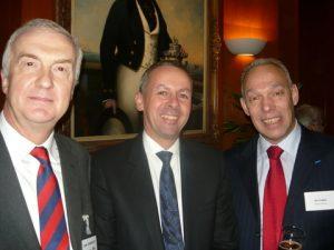 Lloyd's Register Tom Broadley, Richard Sadler with Dimitris N. Kardiakopoulos