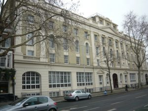 The ITF HQ's in London