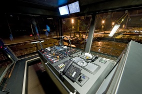 Wheel House Wing Console