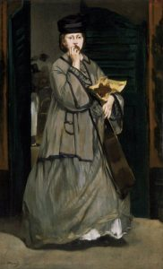 Manet, Street Singer, Museum of Fine Arts, Boston