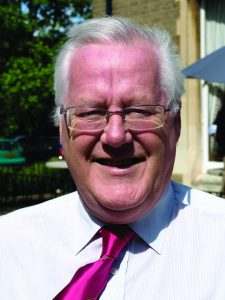 Nigel Draffin