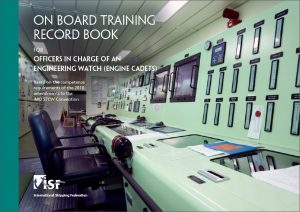 Onboard Training Record Book (engine cadets)