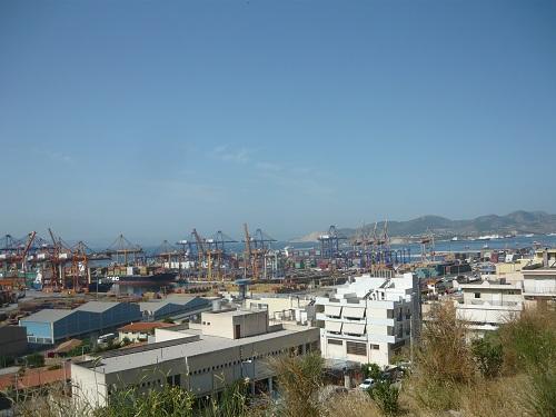 Piraeus Container Terminal