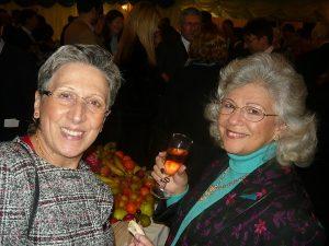 Graciete Amaro and Rosemary Gilbert