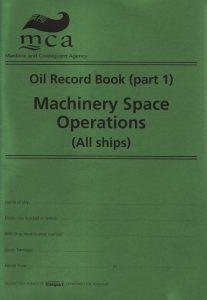 mca_oil record book