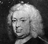This 17th Century engraving by J. Faber is thought to be of Edward Lloyd
