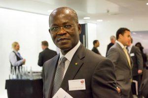 Prof  Kwaku Danso-Boafo (UK High Commissioner for Ghana)