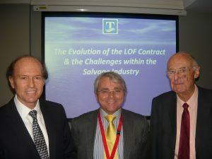 Andreas A. Tsavliris, Fred Hardy and Jim Davis