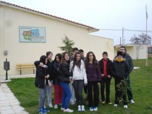 Visit to the Maroneia Centre for Environmental Education