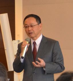 MOL President Koichi Muto
