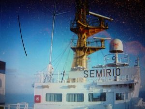 """Diana's Caper  """"Semirio"""""""