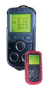 Martek's Marine 4 Portable Gas Detector