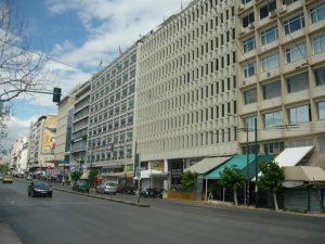 kti Miaouli, the centre of Greek Shipping