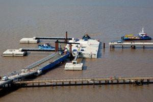 ABP Grimsby pontoon 28052013