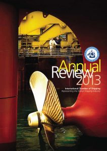 ICS Annual Review 2013 Cover
