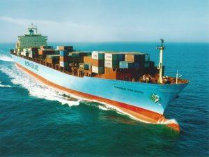 The Maersk Malacca