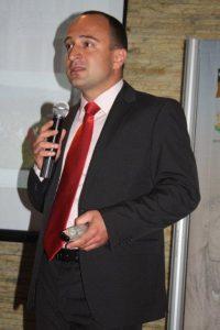 Plovdiv deputy mayor Stefan Stoianov
