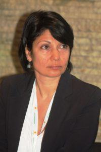 Radost Ivanova of Plovdiv Municipal Tourism Office