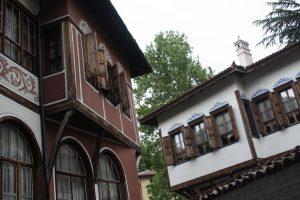 Bulgarian revival mansions