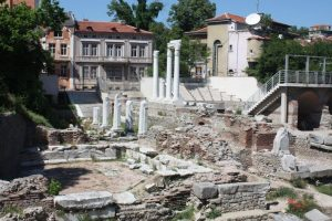 Remains of the Odeon, Plovdiv