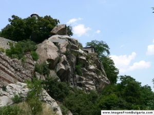 Plovdiv's fortified Nebet Hill. Courtesy of www.imagesfrombulgaria.com. Photo by Nenko Lazarov