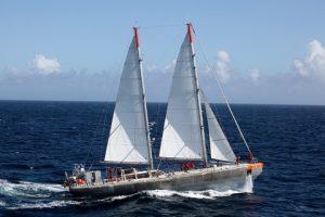 "The schooner ""Tara"""