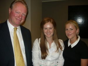 Andrew Hughes, Heather Maxwell and Joanna Kinross all from MFB Solicitors