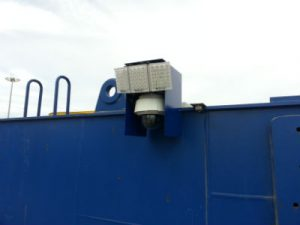 Orbita's CraneOCR system uses the latest pan, tilt and zoom camera technology to track and identify containers across multiple quay crane lanes.