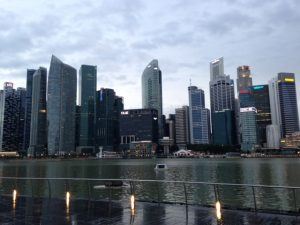 Singapore Financial Centre - picture credits: S. Venardos