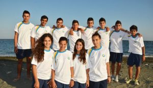 The Cypriot Youth teams - boys and girls