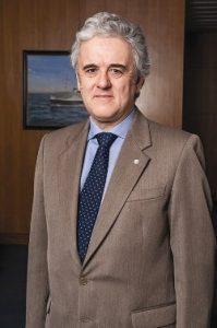 Roberto Cazzulo, Chairman of RINA Services SpA,