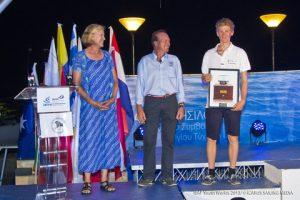 Nik Willem Bengt Julin Trophy winner