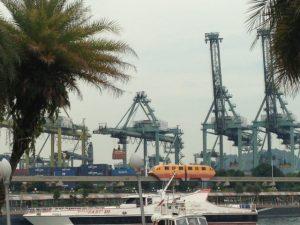 Port of Spore. Photo credits S.Venardos