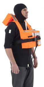 VIKING first with dual approved thermal lifejacket (2)
