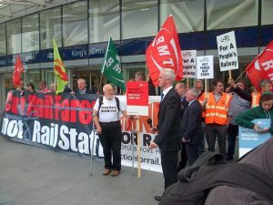 TUC Action for Rail