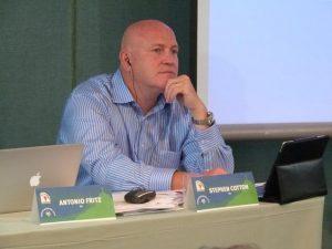 ITF's Steve Cotton