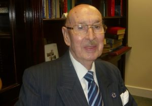 Derek Prentis, MBE, The Father of the Baltic
