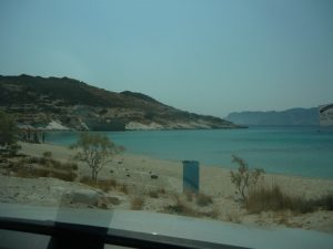 Prassa Beach Kimolos, the super beach!