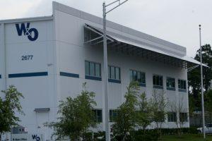 W&O headquarters in Jacksonville, Florida.