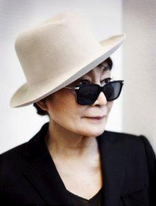 Yoko Ono, Photo Gaby Gerster/laif