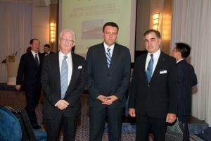 Costas Lanitis, Tasos Mitsopoulos and Philippos Philis