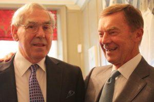 Peter Preston and Peter Smart