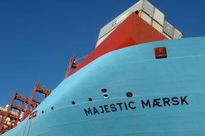 CBS Mariitme - Majestic Maersk