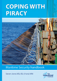 Coping with piracy - book cover