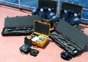 Eos Risk Management equipment
