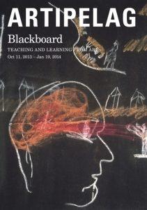 Blackboard poster 26102013