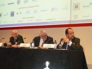 Rob Lomas, Giles Noakes and Patrick Verhoeven